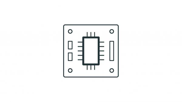 Schnittstelle RS-232 für ED-M