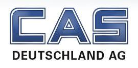 CAS Deutschland AG